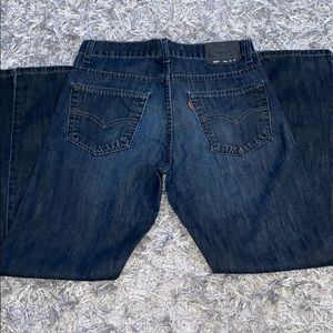 Levi's 508 Taper jeans